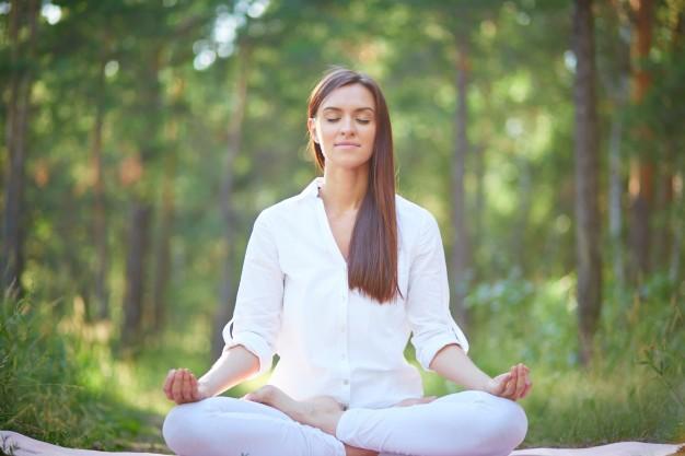 Meditation technique for peace