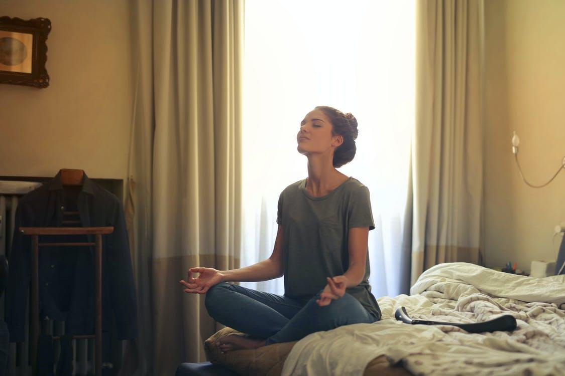 How to Meditate before Sleeping?