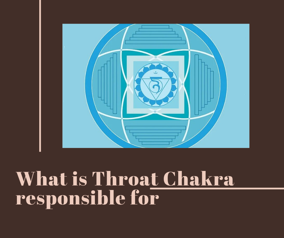 What is the Throat Chakra responsible for (How to Unblock Guide)