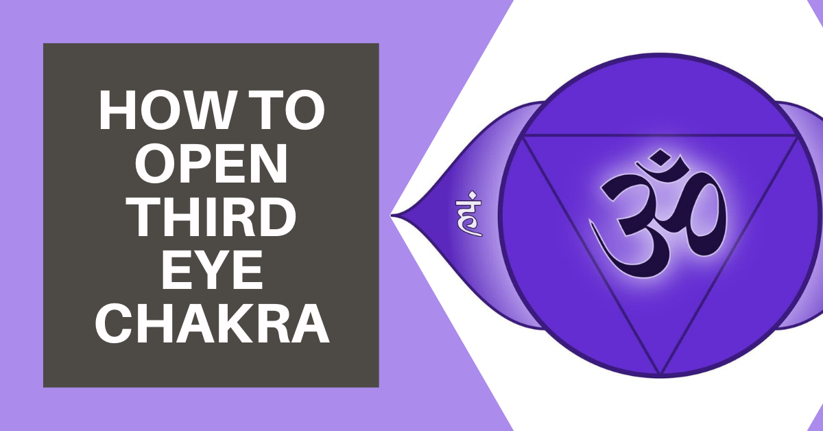 3rd Eye Chakra Blockage Symptoms Open and Balance